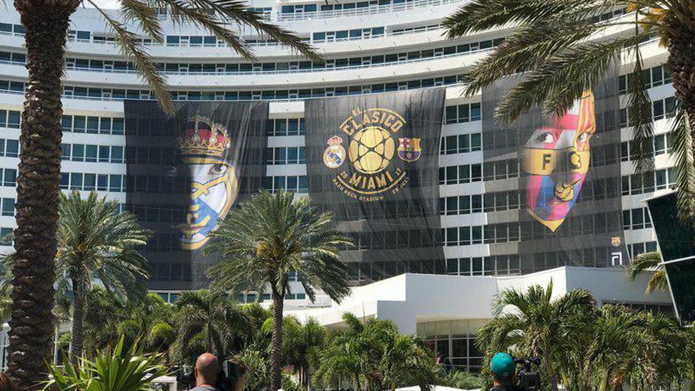 Билетите за Реал Барселона во Мајами продадени за 30 минути