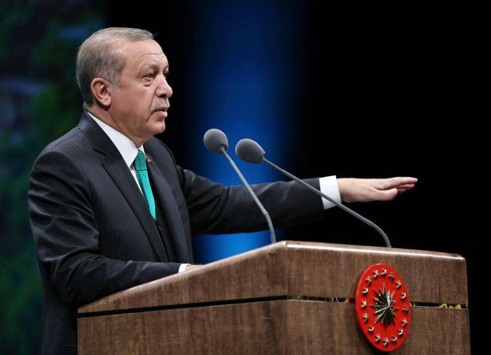 Ердоган  Турција ќе ги преиспита врските со ЕУ по референдумот