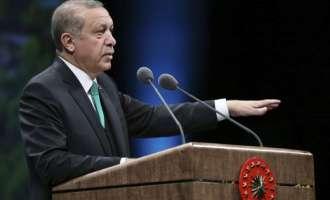 Ердоган ги повика САД и Британија да ја укинат забраната за внесување лаптоп компјутери