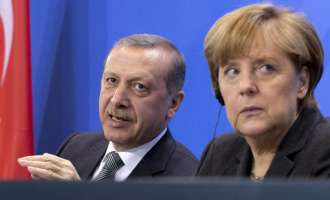"""Германија ја отфрла """"апсурдната"""" споредба со нацистите од Ердоган"""