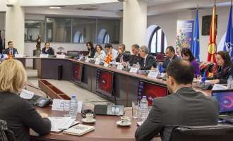 Прв состанок на Управниот комитет на Хоризонталната програма на ЕУ и Советот на Европа за поддршка на Македонија