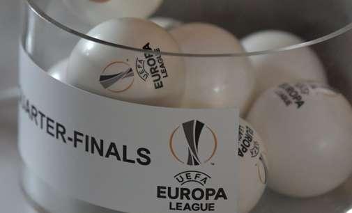 Извлечени се четвртфиналните двојки во Лига Европа