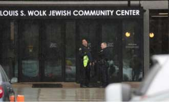 Новите закани го принудија еврејските центри во САД на евакуација