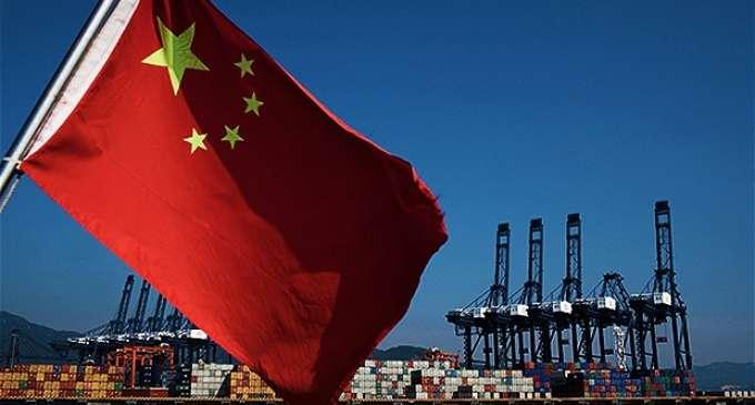 Раст на индустриското производство во Кина