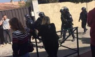 Пукање во училиште во Франција, има повредени