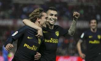 Атлетико победи во Гранада (видео)