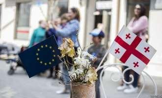Грузијците од денес добиваат безвизен режим со ЕУ
