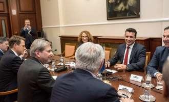Порака на Хан и европратениците: Иванов итно да ја преиспита својата одлука, нема време за губење