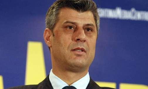 Хашим Тачи: Косово ќе изгради својата армија во соработка со меѓународните фактори