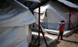 Во Грција се самозапали сириски бегалец