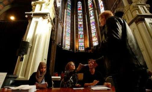 """Во кампањата Холанѓаните беа изложени на """"имиграција, интеграција, ислам"""""""