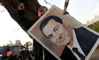 Мубарак пуштен на слобода