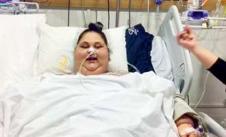 Најтешката жена на светот загуби 140 кгр