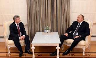 Иванов-Алијев: Подготвеност за поголема економска соработка меѓу Македонија и Азербејџан