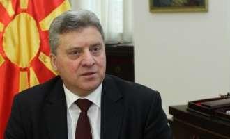Иванов и на Заниер му соопшти дека Тиранската платформа мора да биде осудена и отфрлена