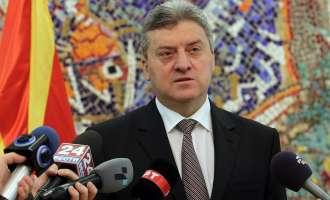 Претседателот Иванов ќе се обрати до јавноста во 16.30 часот
