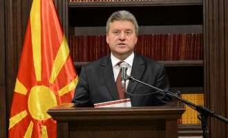 Иванов побара од Европскиот совет да се осуди и отфрли Тиранската платформа