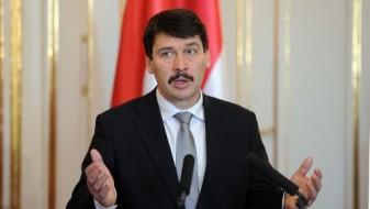 Унгарскиот претседател Јанош Адер доби нов мандат