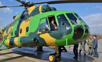 Првите два ремонтирани хеликоптери се вратија во служба на АРМ