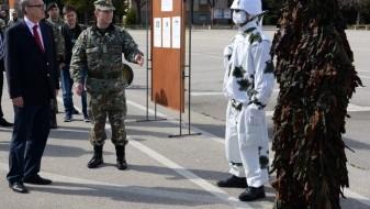 Јолевски: Безбедносната состојба е стабилна, АРМ подготвена соодветно да реагира
