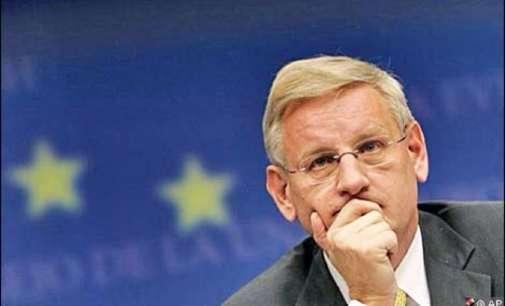 Карл Билт: Регионот е запалив, овојпат искрата би можела да пламне во Скопје