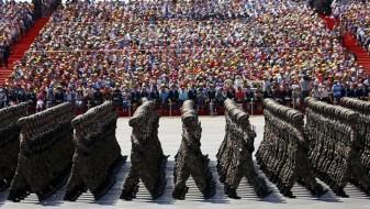 Кина објави најмал раст на воениот буџет во две децении
