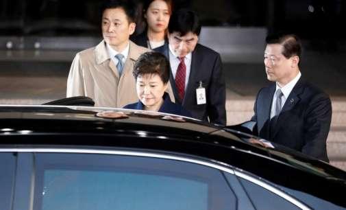 Обвинителството побара апсење на поранешната јужнокорејска претседателка