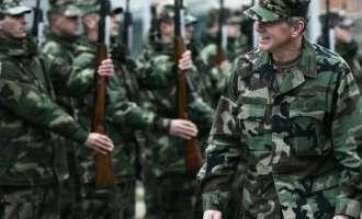 """Мустафа: Војската ќе се формира само со поддршка од """"меѓународните пријатели"""""""