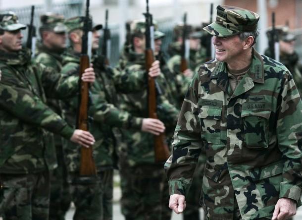Мустафа  Војската ќе се формира само со поддршка од  меѓународните пријатели