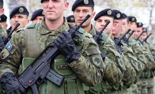 Zeri: Војската на Косово ќе има осум илјади припадници