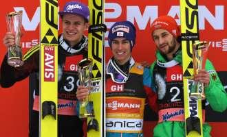 Крафт го освои Светскиот куп во ски скоковите
