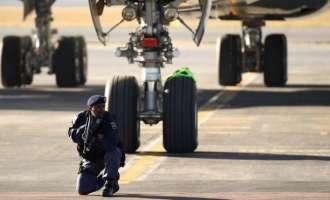 Филмски грабеж на аеродромот во Јоханесбург