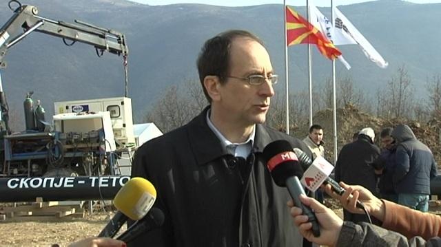 Поголем дел од Македонија за две години ќе биде гасифициран