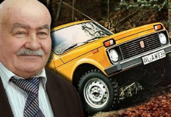 """Почина креаторот на Лада нива: """"Возилото не е како коњак и не станува подобро со годините""""."""