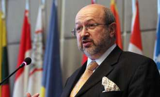Првиот човек на ОБСЕ Заниер на средби со Иванов и Попоски