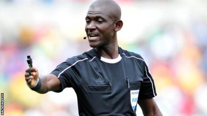 Судија од Гана казнет од ФИФА со доживотна забрана за судење