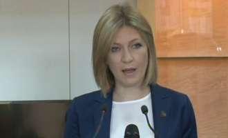 Ристовска: Ниеден медиум не е под истрага на СЈО