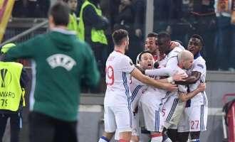 Лига Европа: Лион ја елиминира Рома, Мата за минималец на Јунајтед