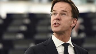 """Холандскиот премиер Рута смета дека турските санкции се """"некоректни"""""""
