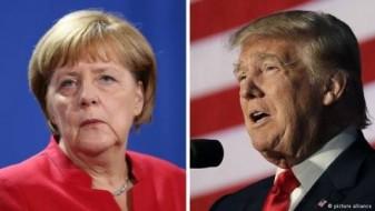 Во пресрет на средбата Меркел-Трамп: Taa e претпазлива, тој е импулсивен, мораат да се усогласат