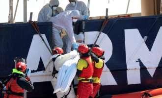 Шпански хуманитарци тврдат дека кај Либија се удавиле 200 мигранти