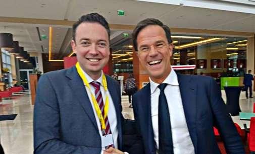 ЛДП: Победата на либералната партија во Холандија е победа на концептот за обединета Европа