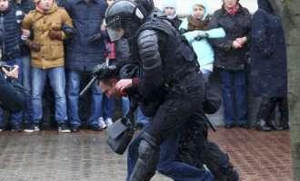 Над 100 осудени заради учество во протестите против Лукашенко