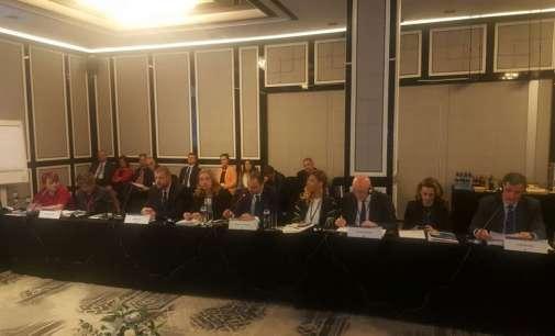 Мисајловски на состанок во Бугарија за Коридорите 8 и 10