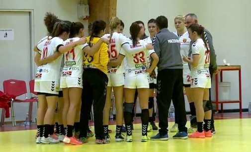 Ракометарките загубија од Србија во првиот контролен натпревар