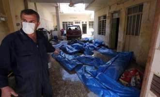Во Мосул по бомбардирањето на коалицијата најдени тела на 112 цивили