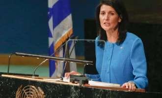 Хејли: Политиката на САД во Сирија веќе не е насочена на заминување на претседателот Асад