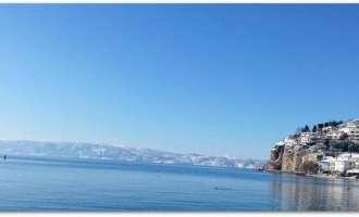 УХМР: Охридско Езеро шест сантиметри над минимумот, водостоите на реките под просекот за март