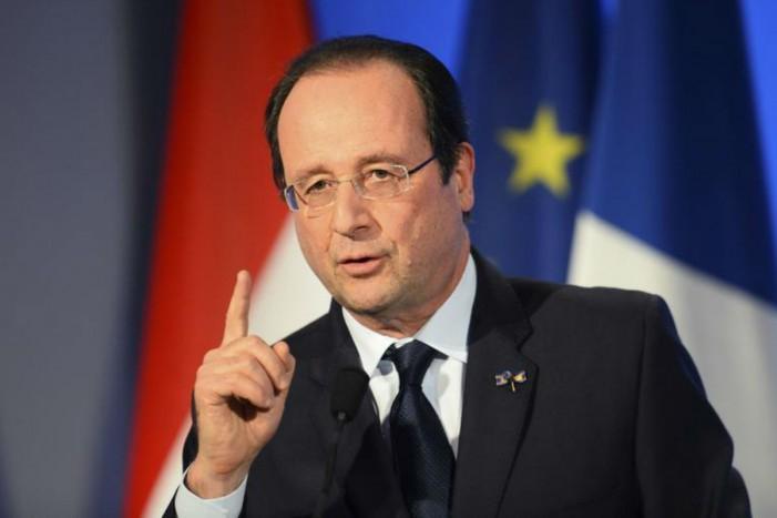 Оланд: Франција е одлучна во борбата против тероризмот