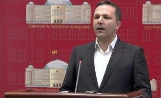 Спасовски: ВМРО-ДПМНЕ ја опструира Македонија